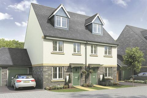 3 bedroom semi-detached house for sale - The Braxton - Plot 420 at Nexus at Lyde Green, Honeysuckle Road, Lyde Green, Emersons Green BS16