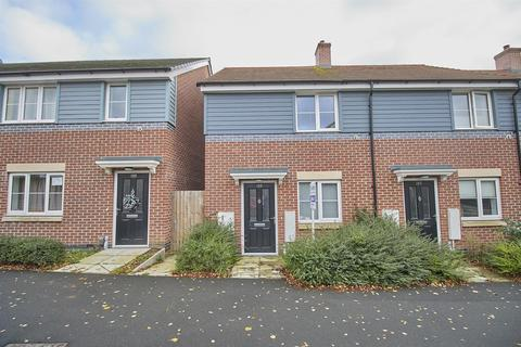 2 bedroom townhouse for sale - Southfield Road, Hinckley
