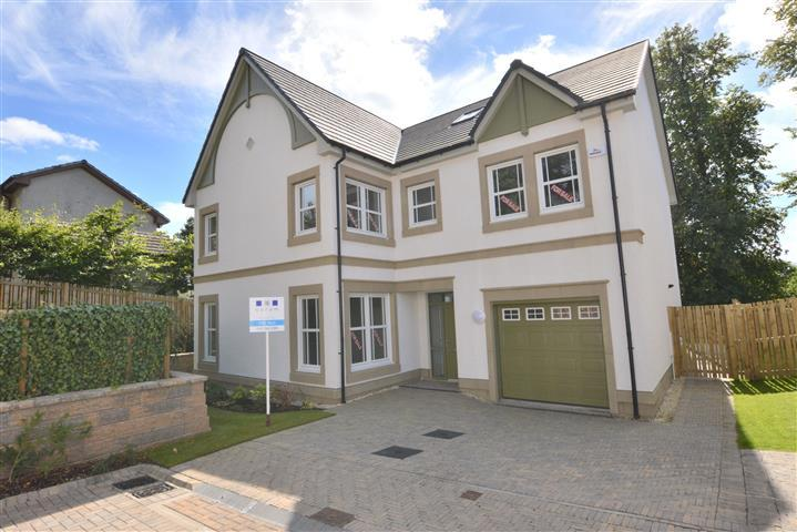 5 Bedrooms Detached House for sale in Plot 4 Boclair Brae, Bearsden, G61 2AE