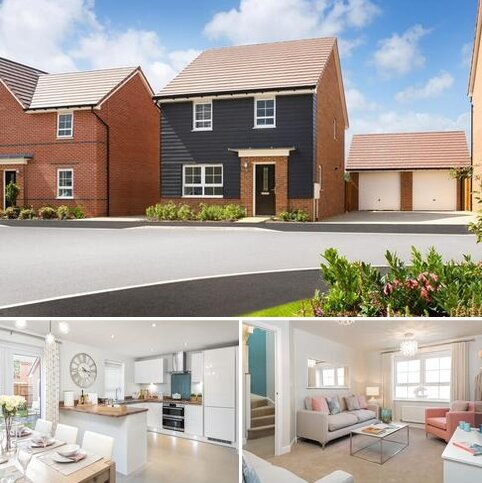 4 bedroom detached house for sale - Plot 56, Chester at Hunter's Chase, Elms Road, Red Lodge, BURY ST EDMUNDS IP28