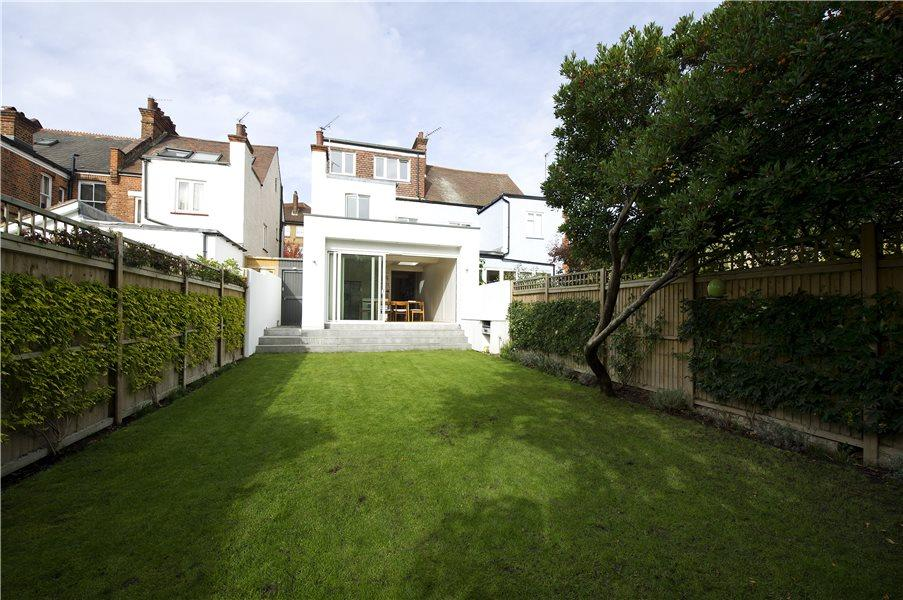 4 Bedrooms House for sale in Dalgarno Gardens, North Kensington W10