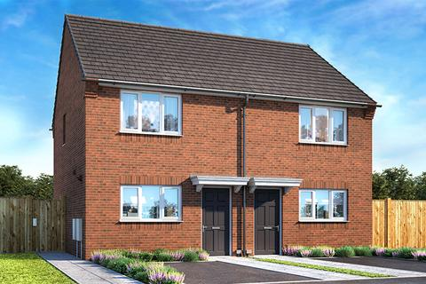 2 bedroom house for sale - Plot 36, The Halstead at The Fell, Durham, Chester-le-Street DH2