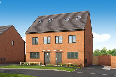4 bedroom house for sale - Plot 298, The Elm at Roman Fields, Peterborough, Manor Drive PE4