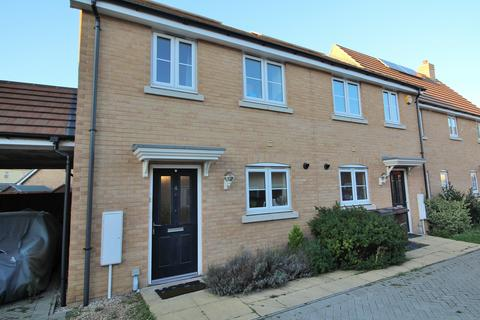 2 bedroom terraced house - Cowlin Mead, Chelmsford, Essex, CM1
