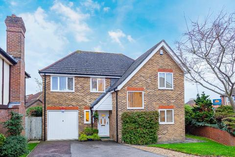4 bedroom detached house for sale - Cherrywood Rise, Orchard Heights, Ashford, Kent, TN25 4QA