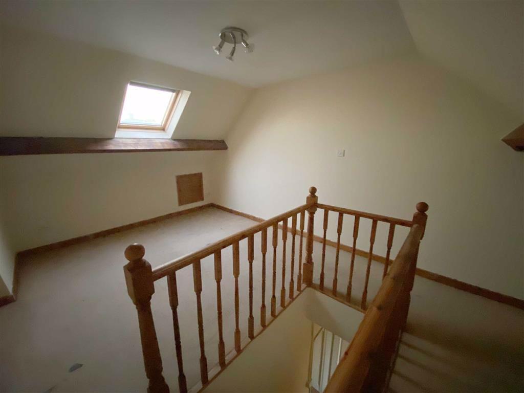 Second floor  Bedroom 3 (rear)