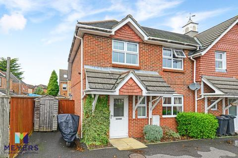 3 bedroom end of terrace house for sale - Avon Courtyard, Charminster, BH8