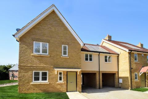 3 bedroom end of terrace house - Bears Lane, Lavenham