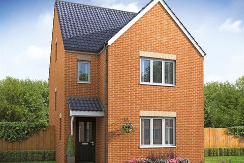 4 bedroom detached house for sale - Plot 294, The Lumley at Bluebell Meadow, Colby Drive, Bradwell NR31