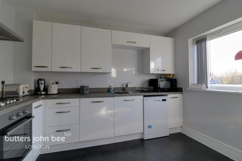 3 bedroom end of terrace house - Wilfrid Green Place, STOKE-ON-TRENT