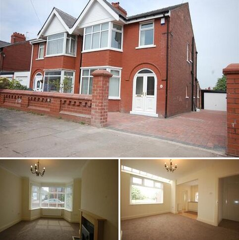 3 bedroom semi-detached house to rent - Holcombe Road, Blackpool FY2