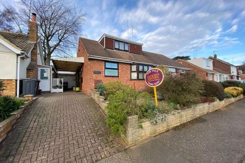 2 bedroom semi-detached bungalow for sale - Liddington Way, Kingsthorpe, Northampton NN2 8DR