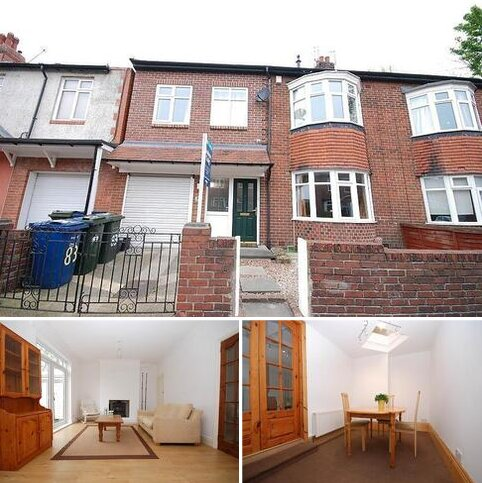 4 bedroom semi-detached house for sale - Newlands Road, Jesmond