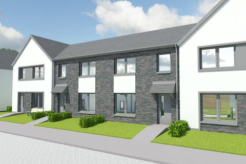 3 bedroom terraced house for sale - Plot 15, The Tiree at Sunnyside Estate, Hillside DD10