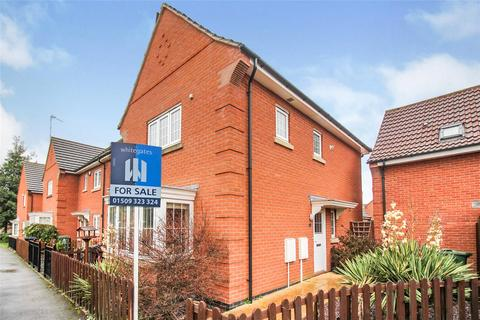 3 bedroom semi-detached house for sale - Threadcutters Way, Shepshed, Leicestershire, LE12