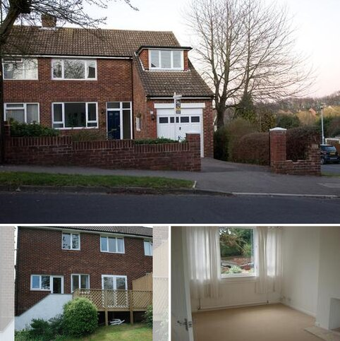 3 bedroom semi-detached house to rent - Shaftesbury Avenue, Chandlers Ford, Eastleigh SO53