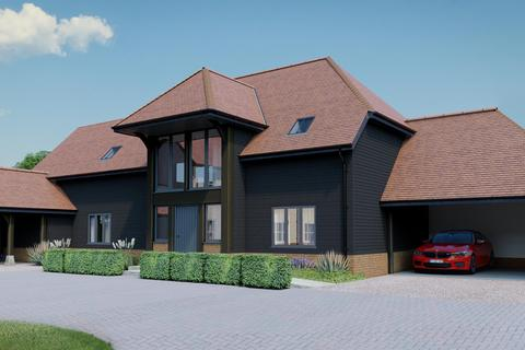 4 bedroom detached house for sale - The Barn - Charing Heath - AVAILABLE TO BUY OFF-PLAN