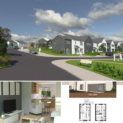 3 bedroom semi-detached house for sale - Plot 24, The Jura at Sunnyside Estate, Hillside DD10