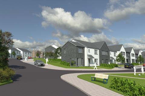 3 bedroom semi-detached house for sale - Plot 34, The Jura at Sunnyside Estate, Hillside DD10