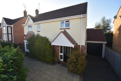 4 bedroom detached house for sale - Cartwright Walk, Chelmsford, CM2 6UJ