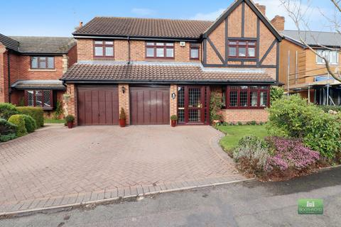 4 bedroom detached house for sale - Mayfield Drive, Kenilworth