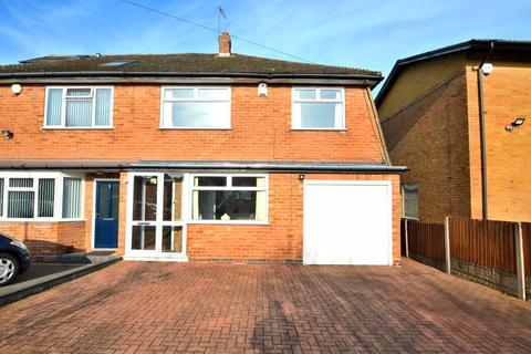 3 bedroom semi-detached house for sale - Greenbank Avenue, Hall Green, Birmingham, B28