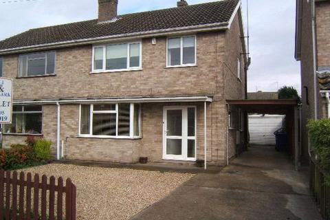 3 bedroom semi-detached house to rent - Margaret Drive, Boston,