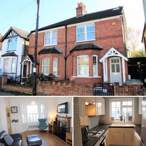 3 bedroom semi-detached house for sale - Ruskin Road, Staines-Upon-Thames