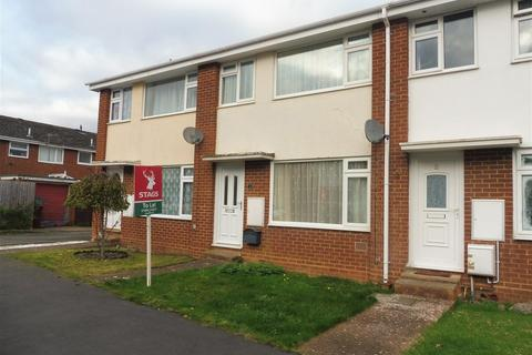 3 bedroom terraced house to rent - Bilbie Close, Cullompton