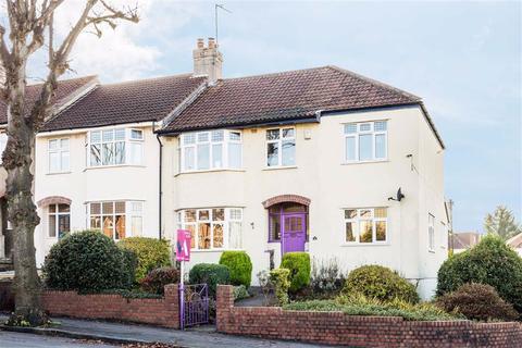4 bedroom semi-detached house for sale - Wellington Hill West, Henleaze, Bristol