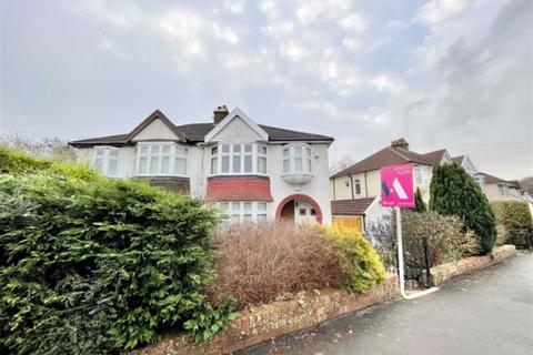 3 bedroom semi-detached house to rent - Southdown Road, Westbury On Trym, Bristol