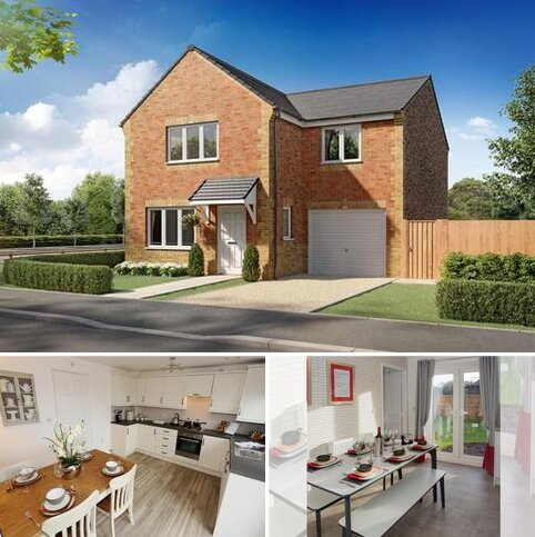 4 bedroom detached house for sale - Plot 044, Westmeath at Balderstones, Queen Victoria Street, Rochdale OL11