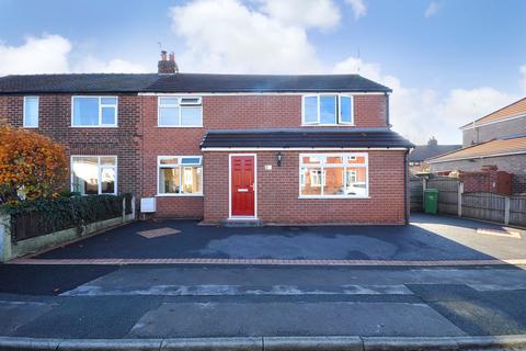 4 bedroom semi-detached house for sale - Wentworth Avenue, Woolston, Warrington, WA1