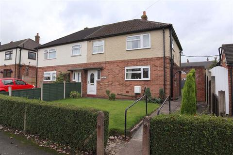 3 bedroom semi-detached house for sale - Haregate Road, Leek