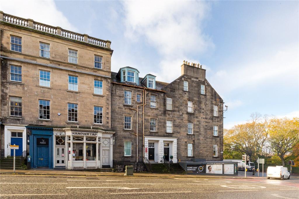 116 (Flat 3) Hanover Street, New Town, Edinburgh, EH2 1 ...