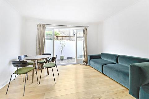 1 bedroom character property - Richards Place, London, SW3