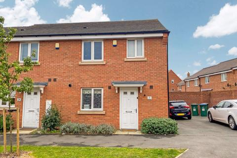 3 bedroom terraced house to rent - Anglian Way, Stoke Village, Coventry, CV3 1PE