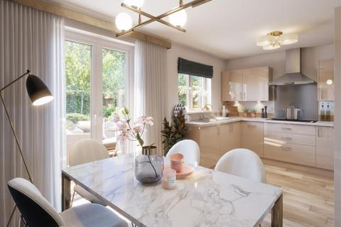 3 bedroom end of terrace house for sale - The Gosford - Plot 106 at Saxon Heights at Augusta Park, Smannell Road SP11