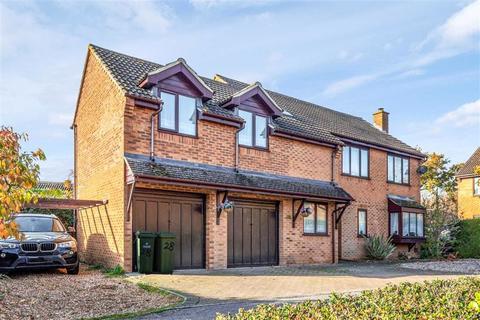 5 bedroom detached house for sale - Thirsk Gardens, Bletchley, Milton Keynes, Bucks
