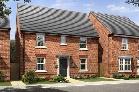 3 bedroom end of terrace house - Plot 130, HADLEY at The Village at Wedgwood Park, Wedgwood Drive, Barlaston, STOKE-ON-TRENT ST12