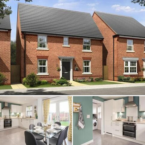 3 bedroom end of terrace house for sale - Plot 130, Hadley at The Village at Wedgwood Park, Wedgwood Drive, Barlaston, STOKE-ON-TRENT ST12