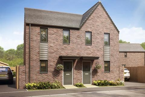 2 bedroom terraced house - Plot 141, The Morden at The Parish @ Llanilltern Village, Westage Park, Llanilltern CF5