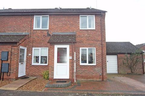 2 bedroom end of terrace house to rent - Newmarket CB8