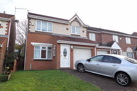 3 bedroom detached house for sale - Beacon Glade, Marsden, South Shields, Tyne and Wear, NE34 7QU