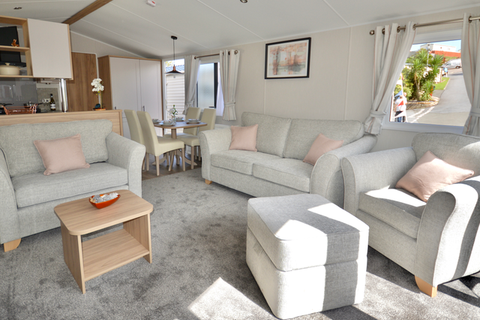 2 bedroom static caravan for sale - Waterside, Paignton