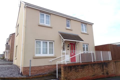 3 bedroom detached house for sale - 1 MILL MEADOW, NORTH CORNELLY, CF33 4QB