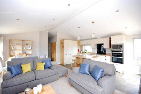3 bedroom lodge for sale - Seaview Gorran Haven Holiday Park, Cornwall