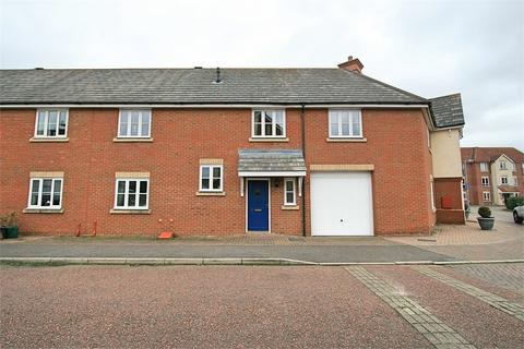 4 bedroom end of terrace house for sale - Hutchinson Close, Tiptree, COLCHESTER, Essex