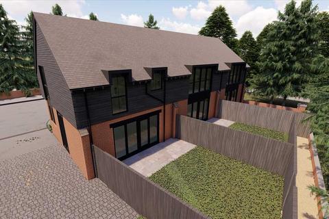3 bedroom end of terrace house for sale - Ringwood Road, Longham, Ferndown