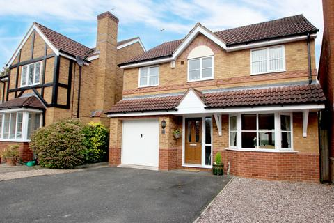 4 bedroom detached house for sale - Ashley Way, Balsall Common, Coventry
